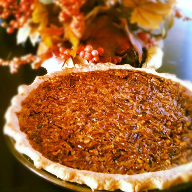 Angie's Pecan Pie